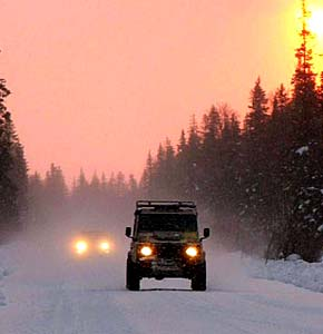 kolaTravel 4x4 four wheel drive car 4x4 holidays 4x4 army bus 4x4 tours snow ice driving winter Polar off-road kola peninsula russian lapland northwest russia murmansk oblast region jeep wild nature culture adrenaline