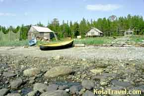 kolatravel russian lapland kola peninsula pomor pomors pomorskii pomorsky culture history ancient fishing villages settlements