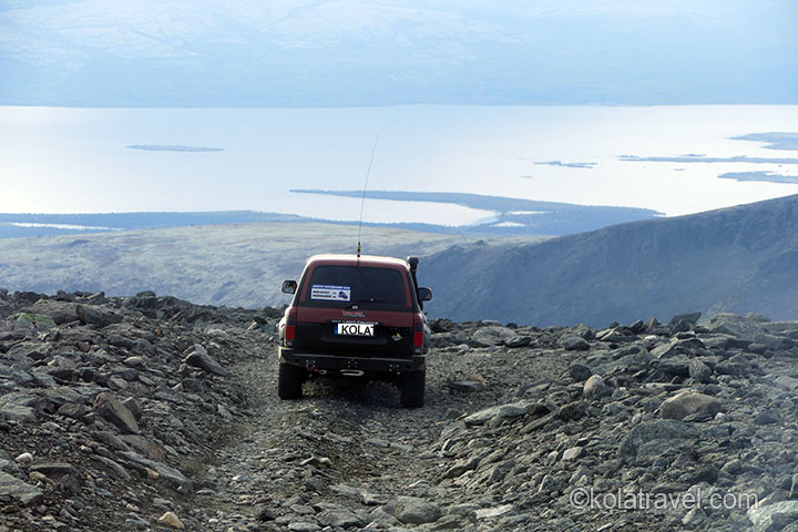 4wd 4x4 off-road holiday adventure jeep expedition journey tour trip voyage raid overland northwest russia kola peninsula russian lapland