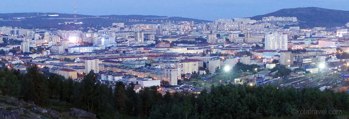 Absolutely Worlds Biggest City Above Arctic Circle Murmansk